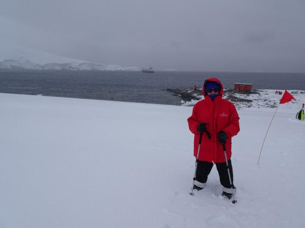Madeline, Mikkelsen Island, Antarctica