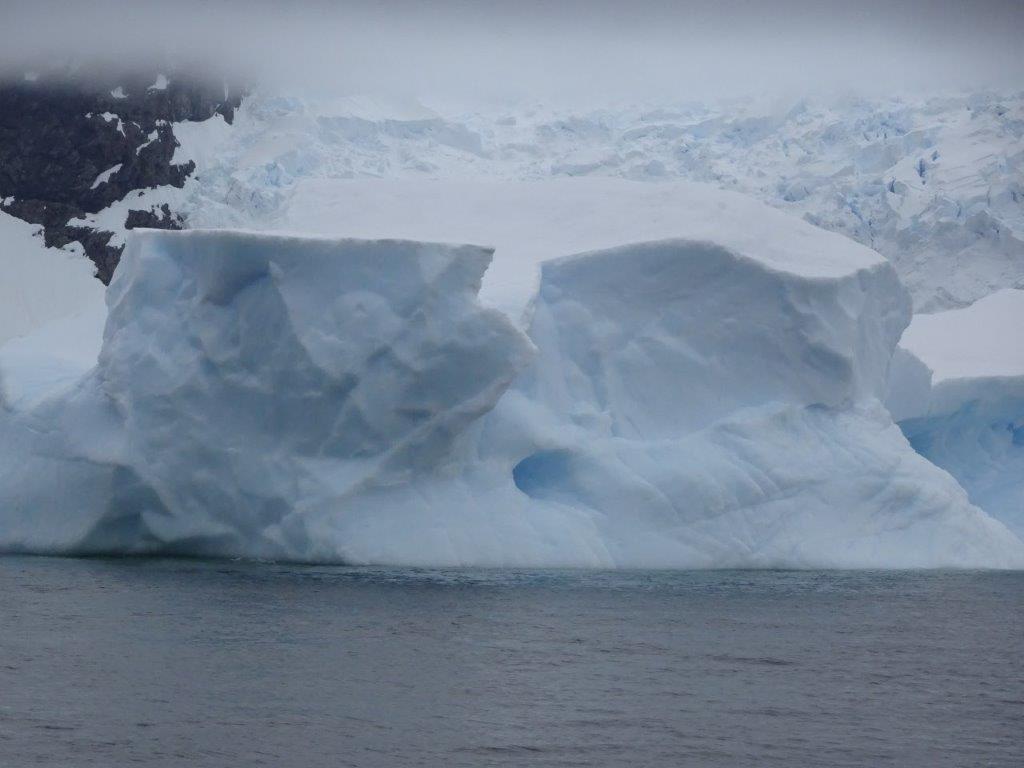 Massive Iceberg, Cerva Cove, Antarctica