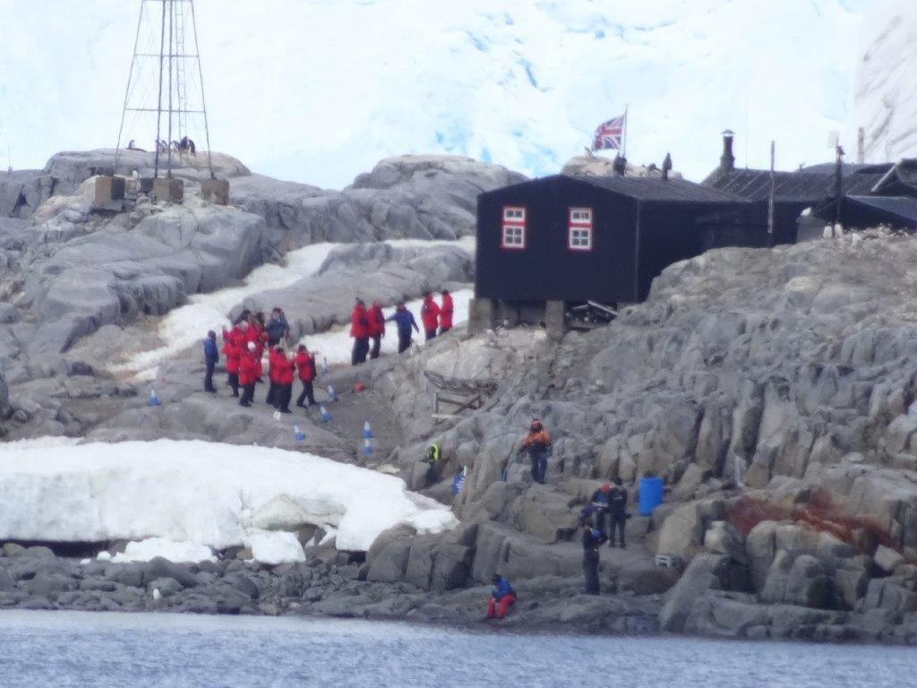 Port Lockroy Gift Shop and Museum, Antarctica