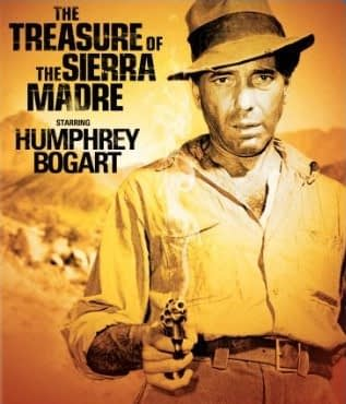 Movie Poster, The Treasure Of The Sierra Madre