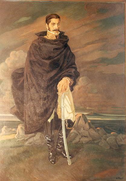 Manuel Oribe by Manuel Rosé, Uruguay