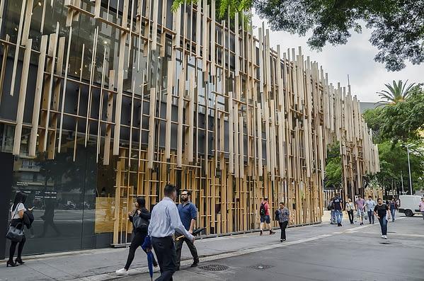 Japan House, Sao Paolo, Brazil