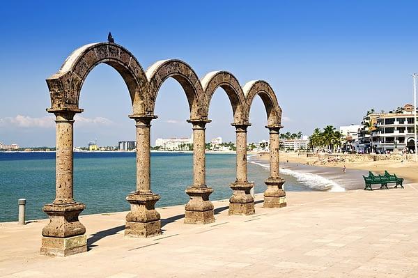 Los Arcos Amphitheater, Puerto Vallarta, Mexico