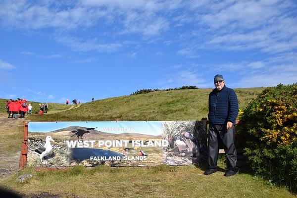 Paul, West Point Island, Falkland Islands, Antarctica