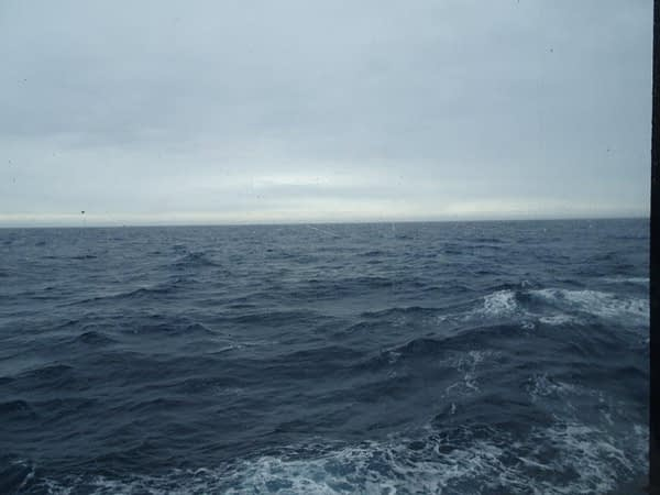 Crossing the Drake Passage, Silversea Cruises, Antarctica