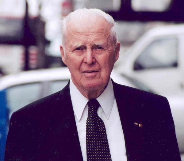 Norman Borlaug, 2004