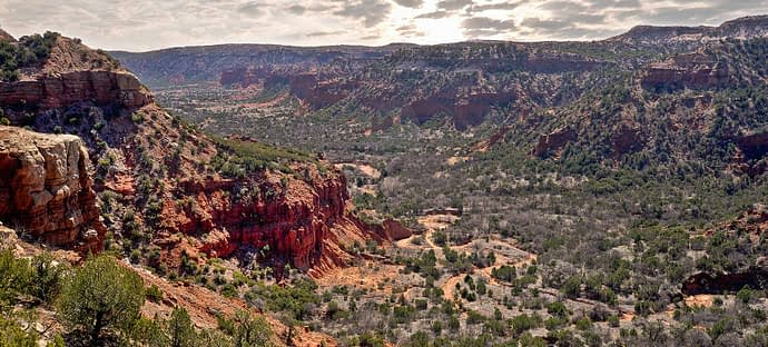 Caprock Canyons State Park & Trailway, Texas