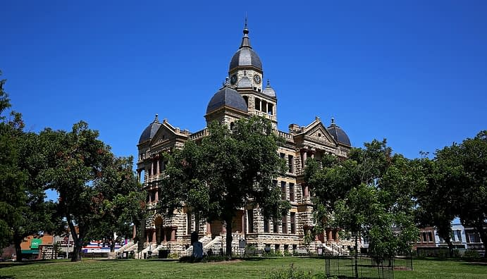 County Courthouse, Denton, Texas