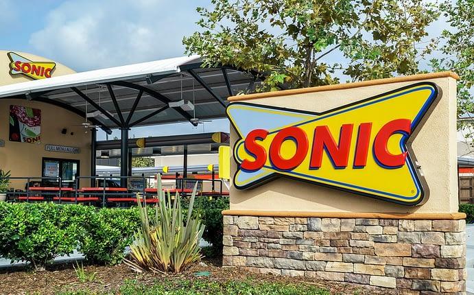 Sonic Drive-in Restaurant, Texas