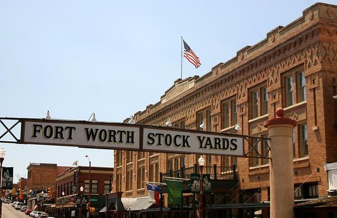 Fort Worth Stockyards, Texas