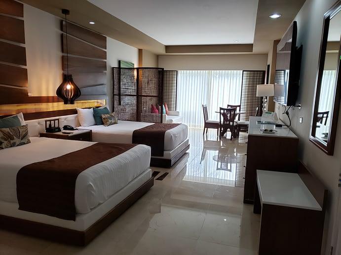 Room, Hacienda Tres Rios, Playa del Carmen, Mexico