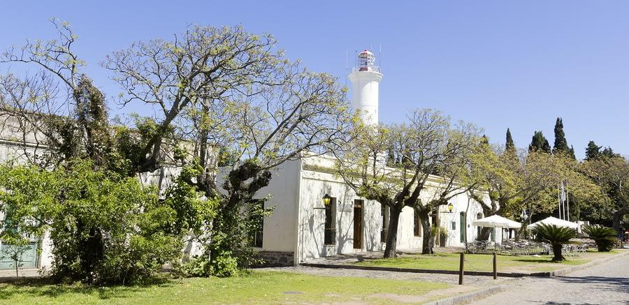 Lighthouse, Colonia Del Sacramento, Uruguay