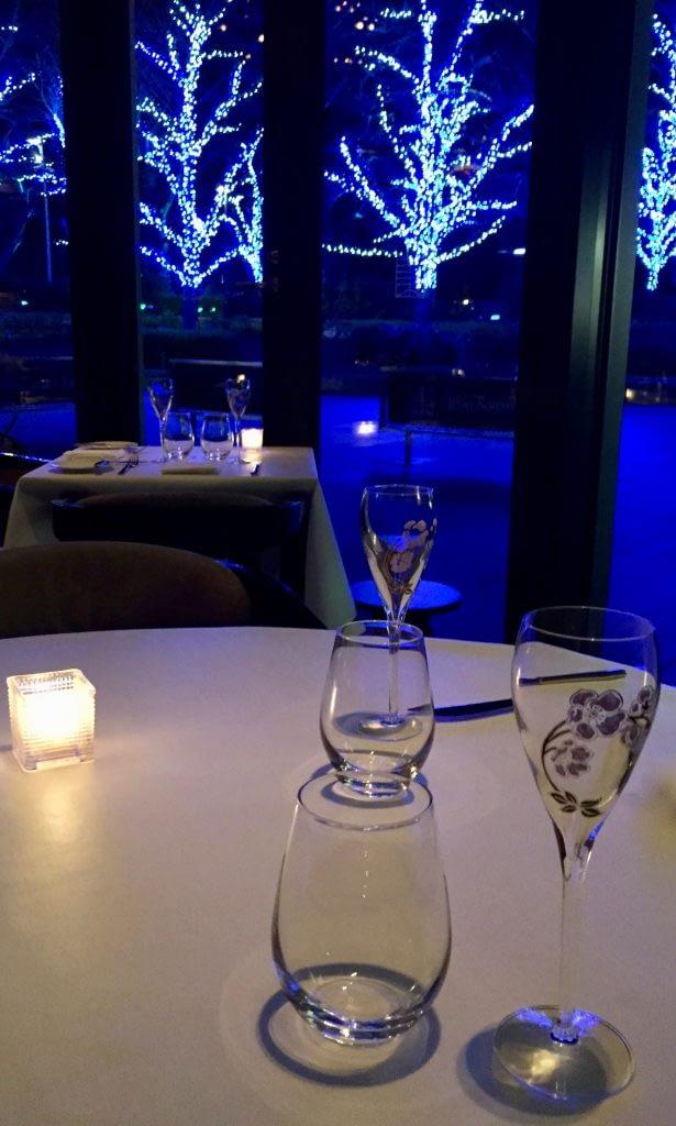 Pierre Jouet Champagne, Union Square Restaurant, Tokyo Midtown, Japan