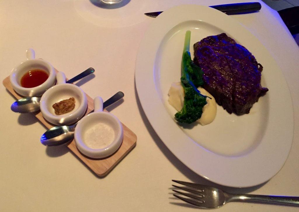 Wagyu Beef Dinner, Union Square Restaurant, Tokyo Midtown, Japan